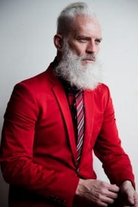 Paul Mason (aka Fashion Santa)
